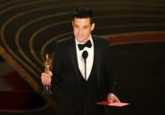 """Oscars: Rami Malek, """"pharaon d'Hollywood"""" célébré en Egypte"""