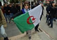 Algérie: les étudiants