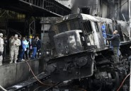 Egypte: 20 morts dans un accident en gare du Caire
