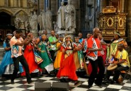 Le Soweto Gospel Choir, du township