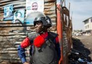 RDC: manifestation de colère