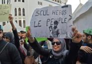 Algérie: des hashtags aux chants de contestation dans la rue