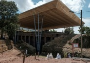 Ethiopie: La visite de Macron donne de l'espoir pour une église vieille de 9 siècles