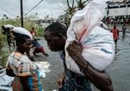 Cyclone en Afrique australe: distribution chaotique de l'aide, sauvetage de sinistrés toujours en cours