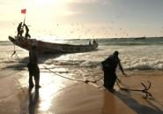 Grève de pêcheurs mauritaniens contre l'interdiction d'employer des étrangers