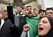 Contestation en Algérie: plusieurs centaines d'avocats manifestent
