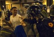 Maroc: dispersion d'une grande manifestation de jeunes contractuels de l'enseignement