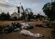 """Au Mozambique meurtri par le cyclone, """"l'eau était pleine de serpents"""""""