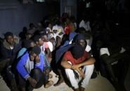 """Libye: MSF dénonce des taux """"alarmants"""" de malnutrition parmi des migrants détenus"""