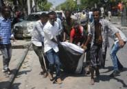 Mogadiscio: 15 morts dans un nouvel attentat revendiqué par les shebab