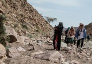 Dans le sud du Sinaï, des bédouines se font guides de montagne