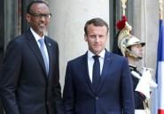 """Génocide au Rwanda: Macron reçoit vendredi une association oeuvrant pour la """"mémoire"""" et la """"justice"""""""