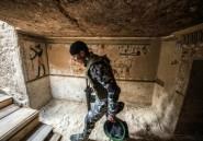 Egypte: une tombe de plus de 2000 ans dévoilée