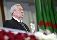 """Algérie: Bensalah promet """"un scrutin présidentiel transparent et régulier"""" (TV nationale)"""