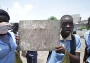 Manifestations de lycéens au Gabon: le gouvernement suspend les cours