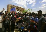 Soudan: le sit-in des manifestants résiste pour réclamer un conseil civil de transition