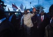 RDC: Tshisekedi face