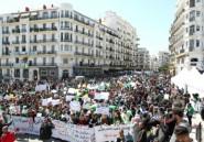 Algérie: les dates-clés d'une contestation populaire massive