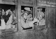 L'apartheid, près d'un demi-siècle de ségrégation légale en Afrique du Sud