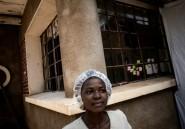 Ebola en RDC: marche des personnels soignants contre l'insécurité