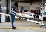 Ghana: sang et médicaments tombent du ciel, livrés par drones