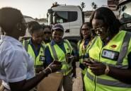 Ladybird, la compagnie de poids lourds ghanéenne 100% féminine et féministe