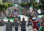 Algérie: 1er vendredi de manifestations depuis le début du jeûne de ramadan