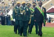 Le Zimbabwe contraint