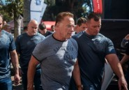 Afrique du Sud: Arnold Schwarzenegger attaqué pendant un événement sportif