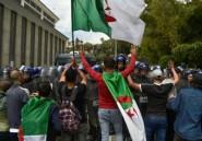 Algérie: les étudiants dans la rue au lendemain d'un discours du patron de l'armée