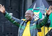 """Afrique du Sud: réélection du président Ramaphosa qui promet de """"restaurer l'espoir"""""""