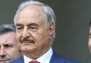 Libye: Macron reçoit Haftar, pas de cessez-le-feu en vue
