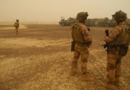 Opérations de l'armée française dans le Gourma malien et au Burkina