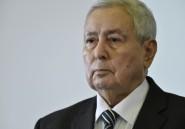 Election: le président algérien appelle la classe politique au dialogue