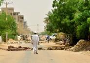 En banlieue de Khartoum, les barricades devenues symboles de la contestation