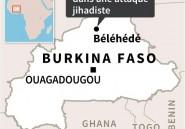 Burkina: 17 personnes tuées dans une attaque dans le Nord
