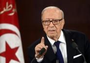 Essebsi, vétéran de la politique devenu président de la Tunisie démocratique