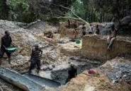 RDC: au moins 43 morts dans l'effondrement de la mine artisanale
