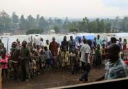 RDC: le président Tshisekedi en Ituri auprès des déplacés