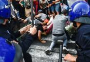 Algérie: enquête après une vidéo montrant des manifestants matraqués