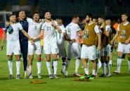 CAN-2019: l'Algérie déroule contre la Guinée et rejoint les quarts