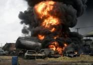 Explosion d'un oléoduc détourné au Nigeria: douze morts