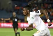 CAN-2019: Wilfried Zaha, la Côte d'Ivoire qui marque