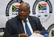 Afrique du Sud: l'ex-président Zuma a la mémoire qui flanche