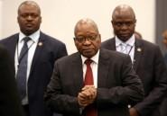 Corruption en Afrique du Sud: l'ex-président Zuma cesse de coopérer