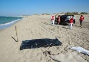 """En Libye, les corps de 62 migrants repêchés après le """"pire"""" naufrage de l'année"""