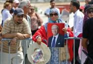 Tunisie: les femmes au premier rang pour dire adieu au président
