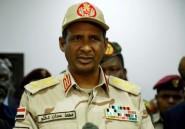 Le numéro deux du pouvoir militaire soudanais rencontre Sissi au Caire