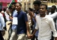 Après la mort de 5 lycéens, les jeunes Soudanais en colère défilent