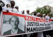 Enseignant guinéen tué